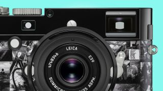 Leica M Monochrom Andy Summers edition