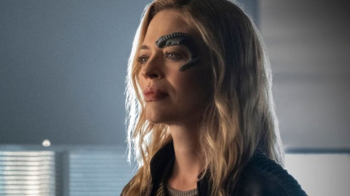 Seven of Nine actress Jeri Ryan explains how the Borg are making a comeback in Star Trek: Picard
