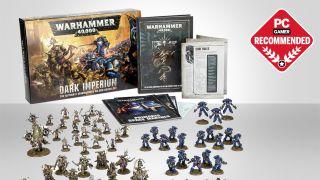 The best Warhammer 40K starter set guide, and beginners tips