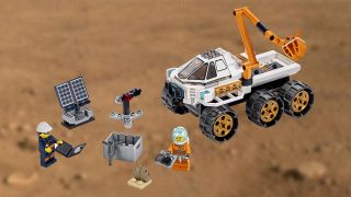 New Lego Space Sets Take Kids To Mars Brick By Brick Space