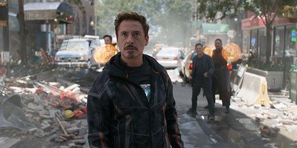 The Hardest Scene Marvel's Propmaster Has Ever Worked On Involved Robert Downey Jr.
