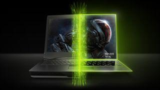 Nvidia Max-Q laptop branding image
