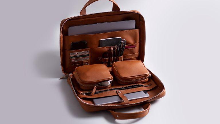 Harber London Laptop Briefcase