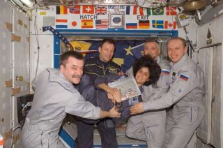 Space Station Astronaut to Return to Earth Early