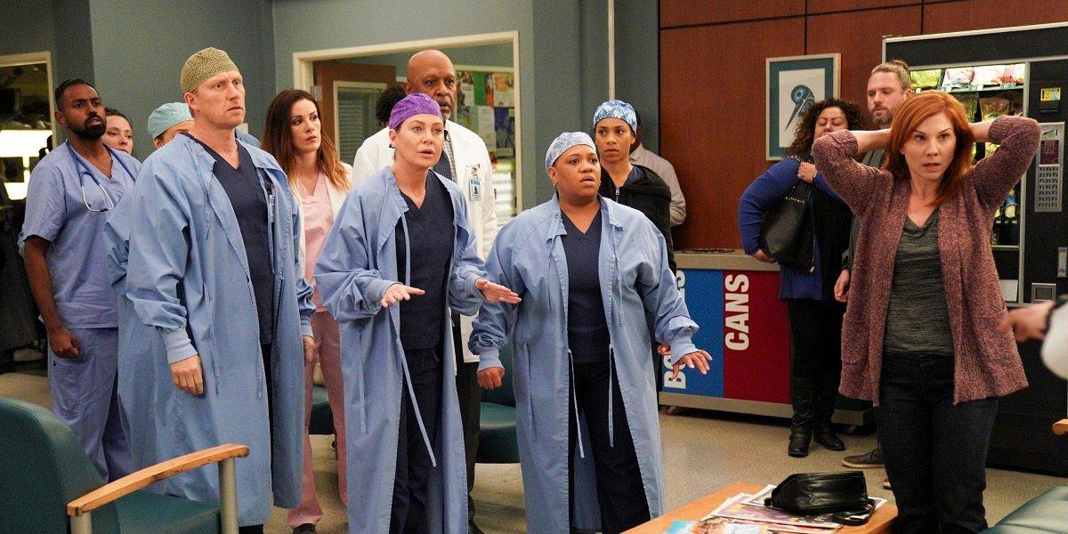 grey's anatomy season 17 pandemic storyline