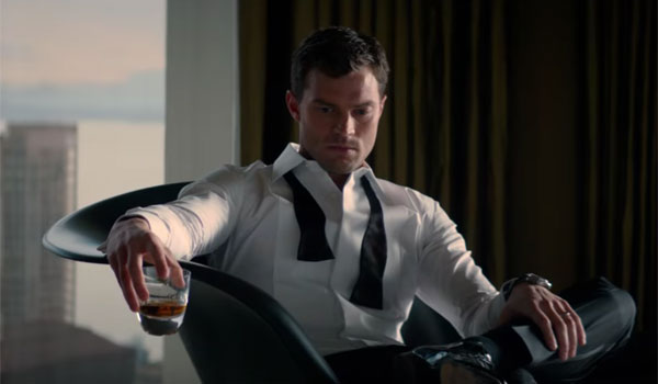 christian grey saves the day