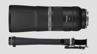 The Canon RF 600mm & 800mm were inspired by the 1000mm f/11 from 1960
