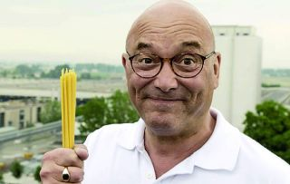 Gregg Wallace and Cherry Healey get through a lot in tonight's episode as they investigate the world of pasta.