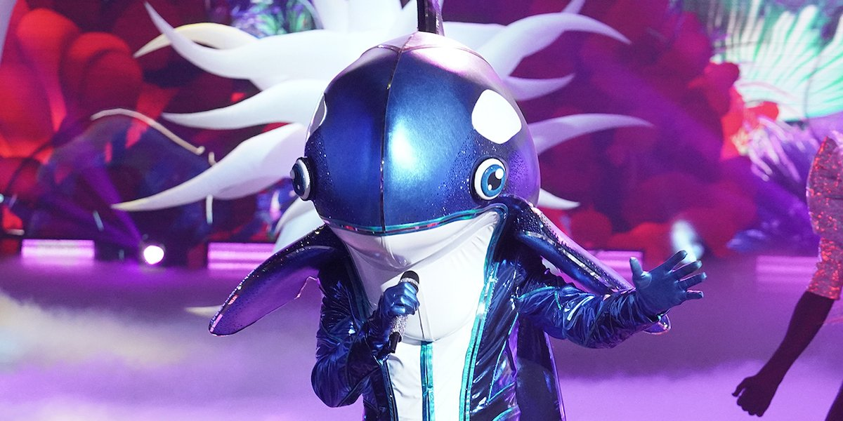 Why The Masked Singer's Orca Felt A 'Bullseye In The Back' During Season 5