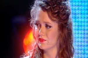 Charlotte's Eurovision dream is over