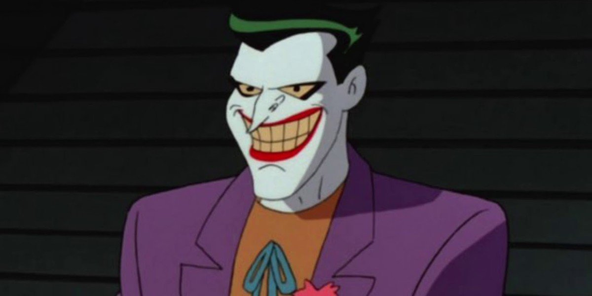 The Joker in Batman: The Animated Series