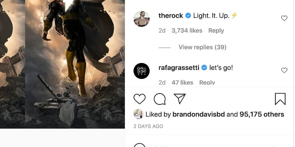 BossLogic Instagram screenshot