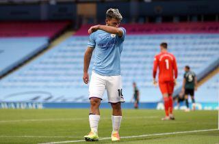 Manchester City v Burnley – Premier League – Etihad Stadium