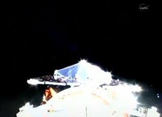 NASA Rocket Launch Photos: Ocean-Watching Aquarius ...