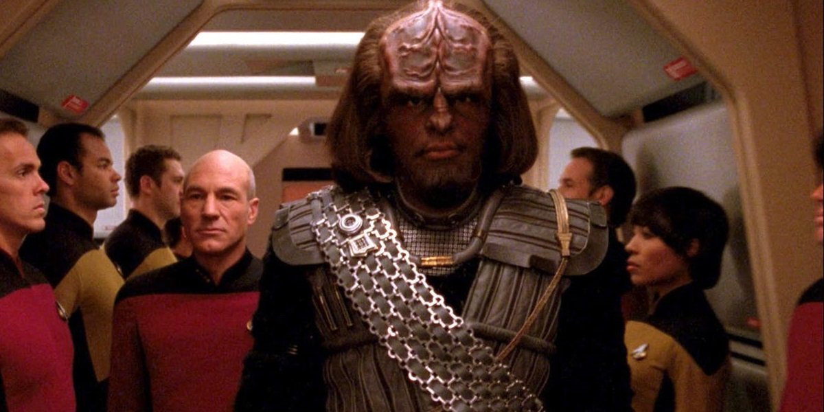 Where's Worf? CBS Claims Michael Dorn Won't Be In Star Trek: Picard Season 1