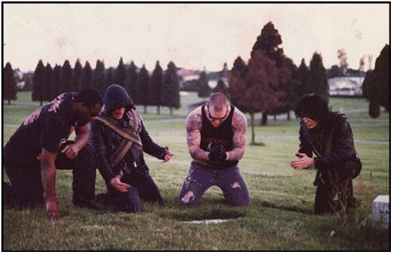Extreme metal pioneers gather for night of blackened brutality