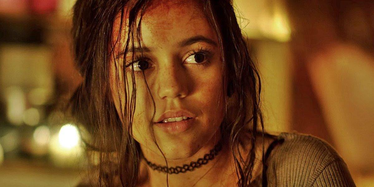 Jenna Ortega in The Babysitter: Killer Queen