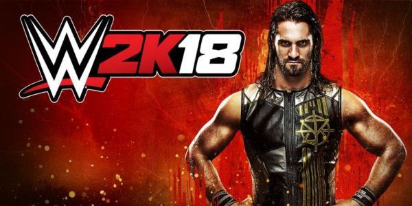 A collection of WWE 2K18 DLC characters.