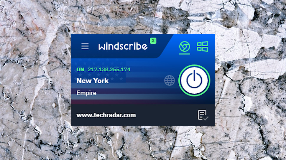 Windscribe Browser Extension