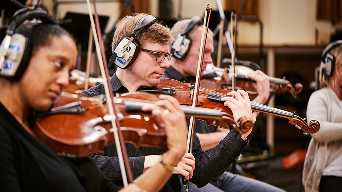 Spitfire Audio has captured the BBC Symphony Orchestra in