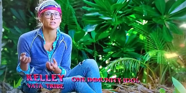 Survivor Edge of Extinction Kelley Wentworth