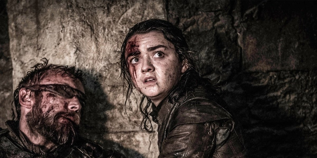 battle of winterfell the long night arya beric dead hbo