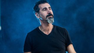 "Serj Tankian is mixing ""some rock songs"" for a future"