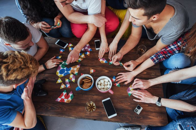 The best board games