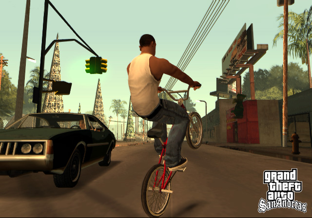 GTA San Andreas Coming To Mobile Devices #29853