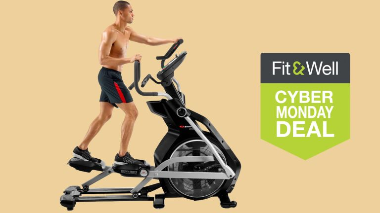 Cyber Monday fitness deals: save $800 on this Boxflex elliptical trainer