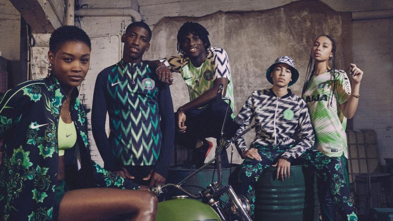 The 5 most stylish World Cup 2018 kits ranked