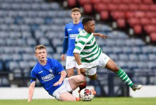 Celtic v Rangers – Scottish FA Youth Cup – Final – Hampden Park