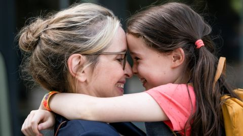 Julie Delpy and Sophia Ally in 'My Zoe'.
