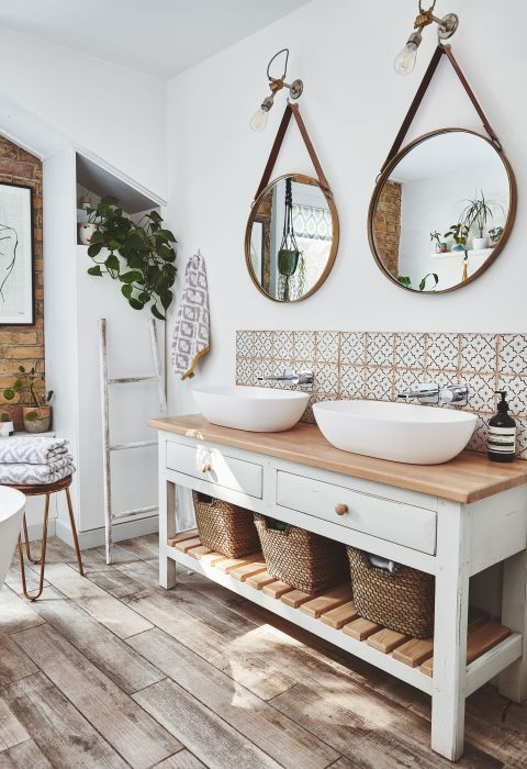 Towel Storage 18 Ideas To Keep Your Bathroom Clutter Free Real Homes