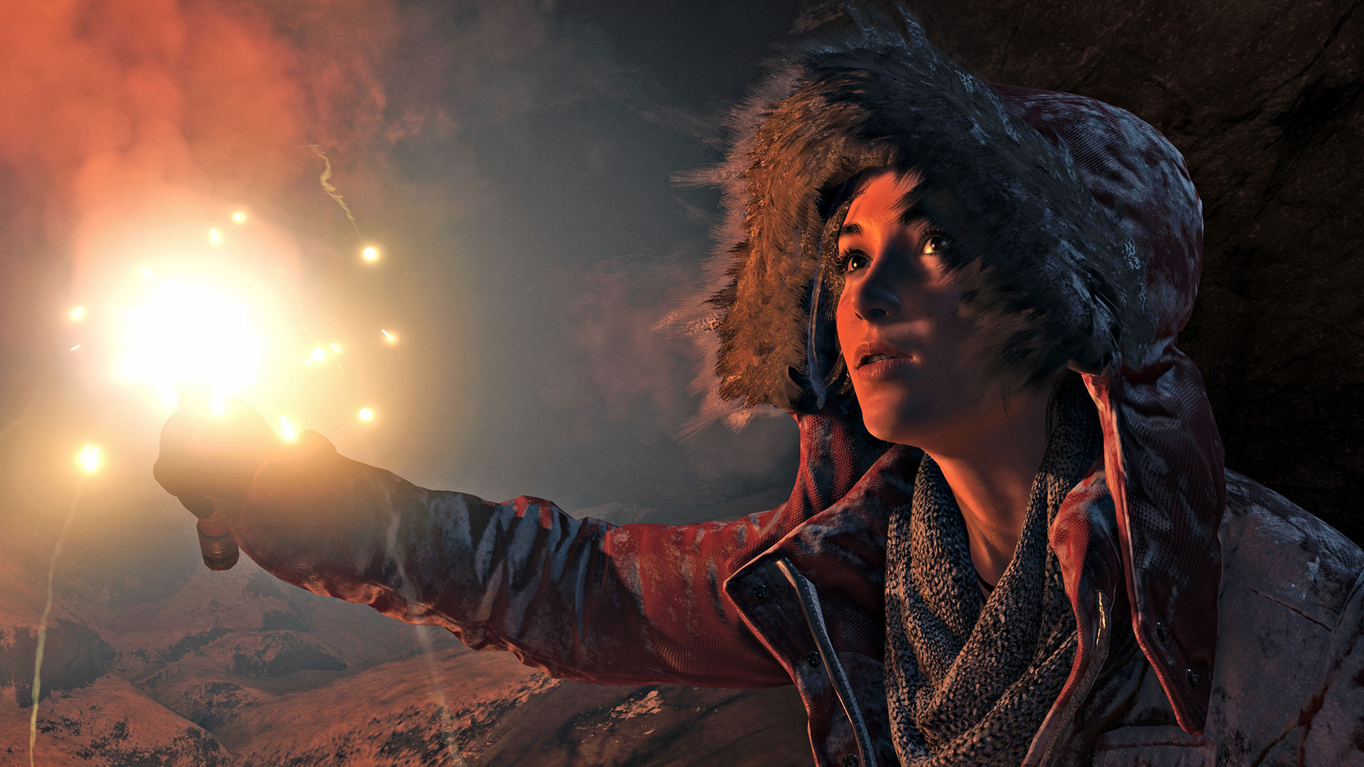 Pre Order Rise Of The Tomb Raider Ps4 On Ps Store And Get Tomb