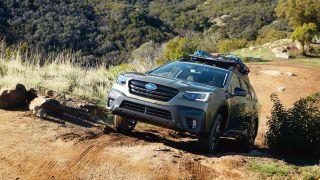 Subaru Legacy Outback