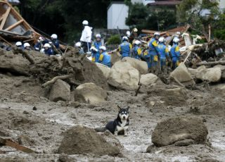 landslides, Hiroshima, natural disasters