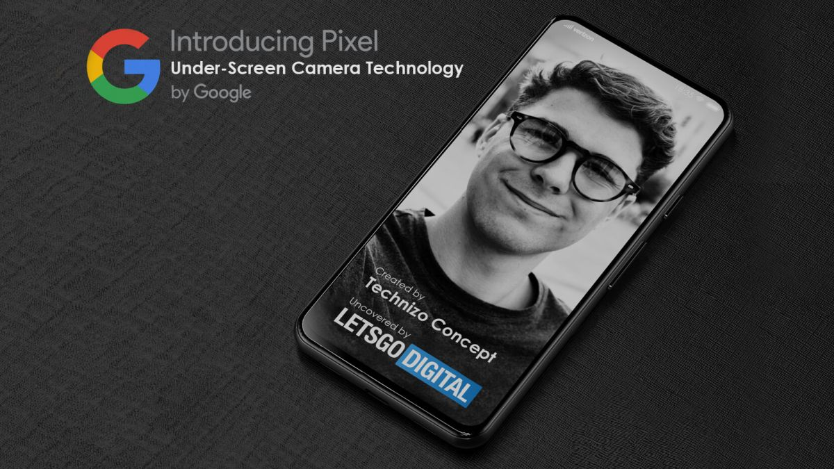 Google Pixel camera phone to come with under-screen camera?