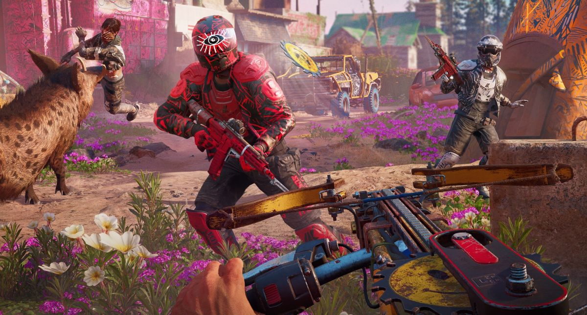 Far Cry New Dawn's post-apocalypse is a perfect fit for a chaotic shooter