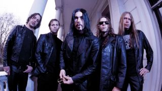 a press shot of monster magnet