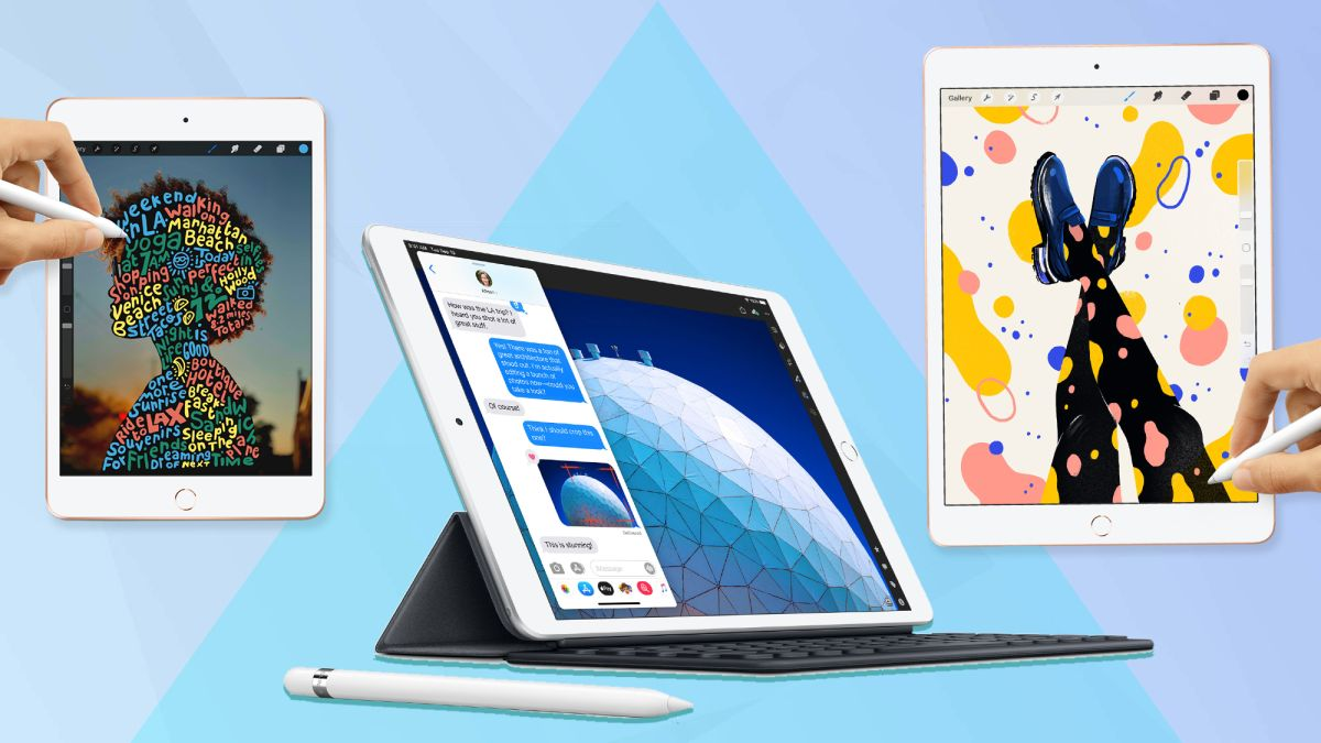 iPad vs iPad Air vs iPad mini: Which tablet is right for you?