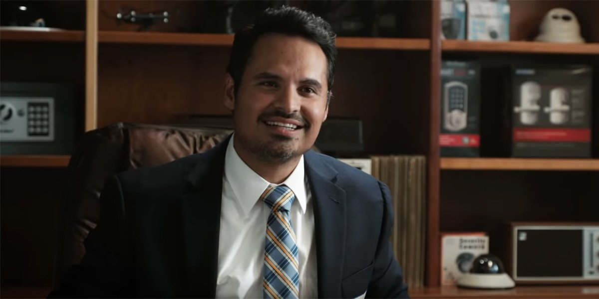 Michael Pena in Ant-Man and the Wasp