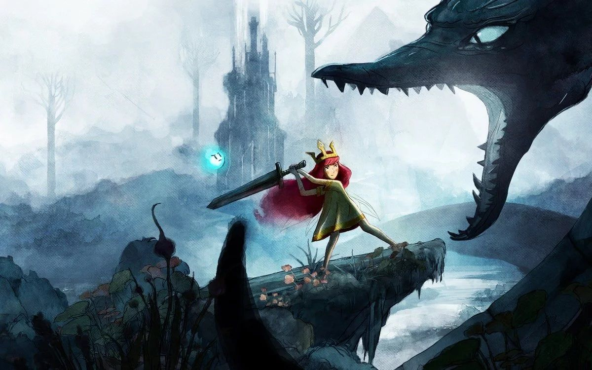 Fairy tale RPG Child of Light is free for keeps on PC - GamesRadar+