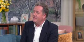 Piers Morgan Is Going After Prince Harry Again Over Oprah Winfrey Docuseries