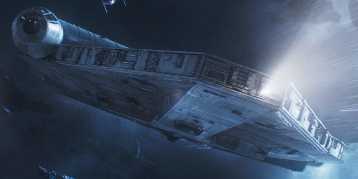 How Han Solo's Infamous Kessel Run Tied Into Star Wars: The Clone Wars