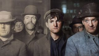 """My Colorful Past: """"Bridging a gap between history and art using photo colorization"""""""