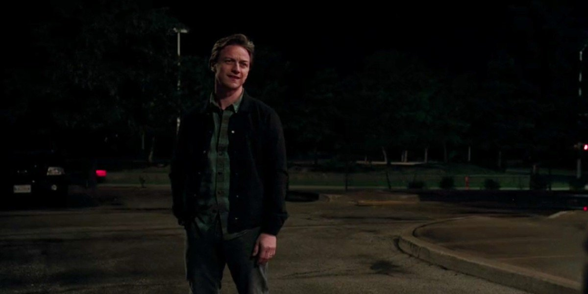 James McAvoy as Bill in IT: Chapter Two