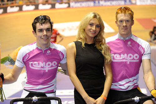 Andy Tennant and Ed Clancy, Revolution 26, December 2009