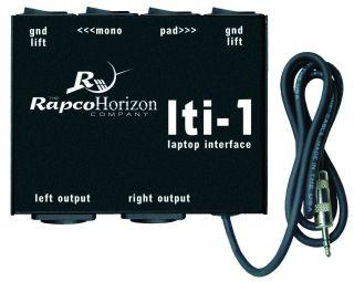 RapcoHorizon to Release LTI-1 Stereo Interface