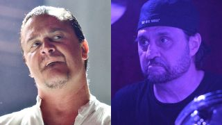 Mike Patton and Dave Lombardo
